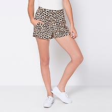 Short Estampado Animal Print