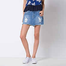 Falda Denim Juvenil