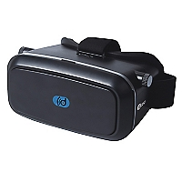 Lentes de Realidad Virtual Negro