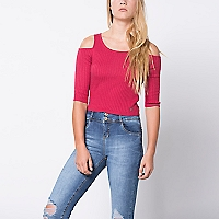 Sweater Hombros Descubiertos