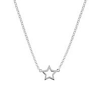 Collar Star Necklace J00659-01