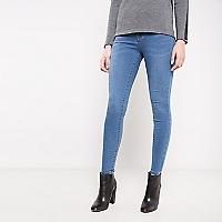 Jeans Ajustado High