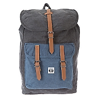 Mochila Notebook Grey Blue 15,6