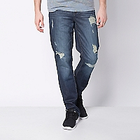 Jeans Moda Destroyer