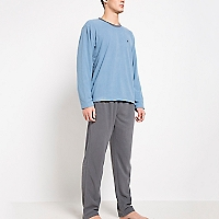 Pijama Plpo Polar Liso