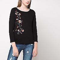 Sweater Diseño Floreado