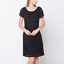 Vestido Encajes Mini
