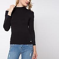 Sweater Abertura en Hombros
