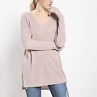 Sweater Liso Largo