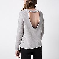 Sweater Cuello Bote