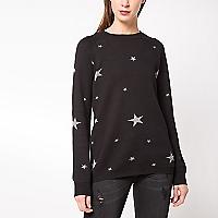 Sweater Detalle Estrellas
