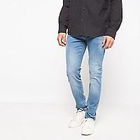 Jeans 5 Bolsillos Súper Skinny