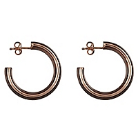 Aros Thick Smooth Hoop J00112-03