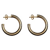 Aros Thick Smooth Hoop J00112-02