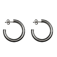 Aros Thick Smooth Hoop J00112-01