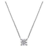 Collar Solitary Necklace J01957-01-10GVS