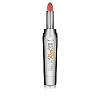 Labial They´re Real Double the Lip Lusty Rose Mini