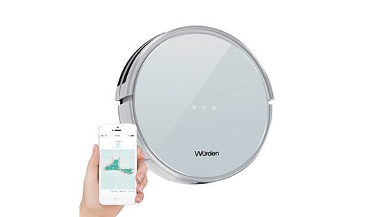 aspirador app smart