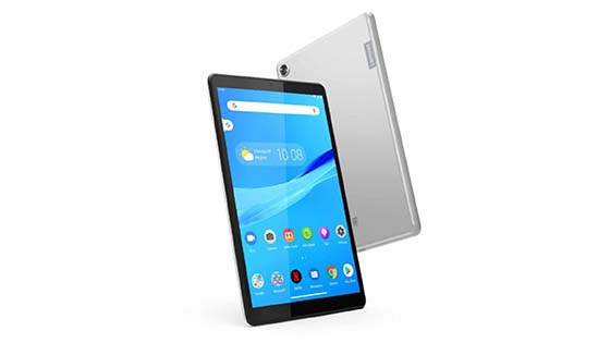Lenovo Tablet M7 con Android Pie edition