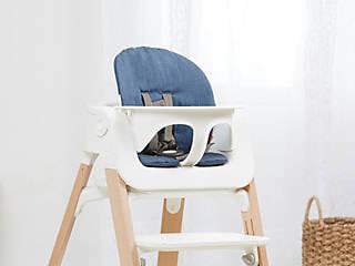 Cómo elegir la silla de comer