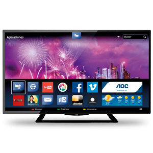 LED 40 Full HD Smart TV