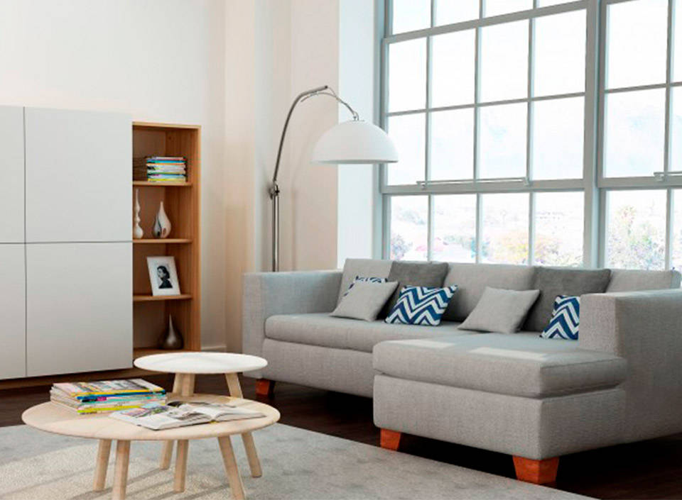 Muebles for Muebles de living modernos
