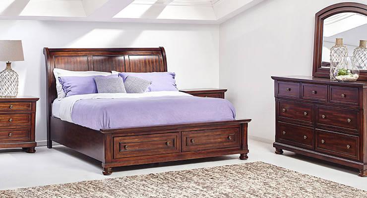Dormitorio for Muebles de pared para dormitorio