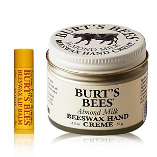 Crema de Manos con Cera de Abejas 57 gr + Bálsamo Labial Beeswax 4,25 gr