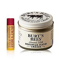 Crema de Manos con Cera de Abejas 57 gr + B�lsamo Labial Reconstituyente con Aceite de Granada 4,25 gr