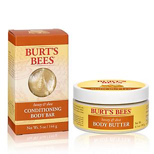 Crema de Cuerpo Hidratante Honey & Shea 185 gr + Jabón Corporal Miel y Karité 140 gr