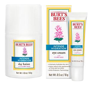 Crema de Rostro Hidratación Intensa Día 50 gr + Crema Contorno Ojos Hidratación Intensa 10 gr