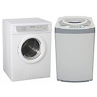Lavadora Automática 9 kg + Secadora Eléctrica 6 kg