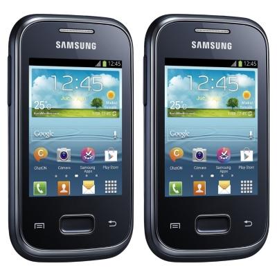 Smartphone Galaxy Pocket Plus Claro ( 2 unidades )