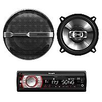 Radio CE-132  + Parlante CSP-515