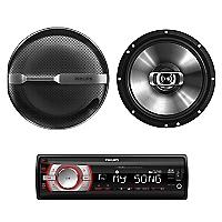 Radio CE-132 + Parlante CSP-615