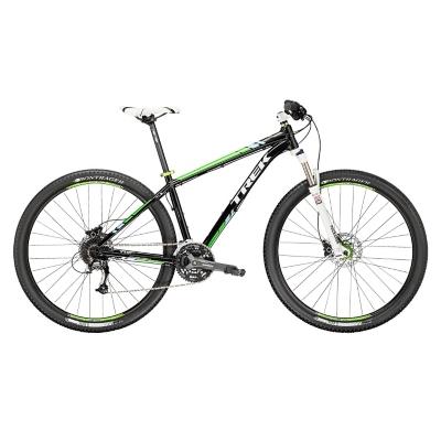 Bicicleta Aro 29 X-Caliber 7 Negro/Verde