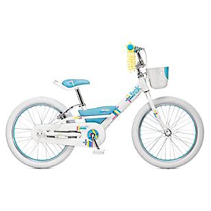 Bicicleta Aro 20 Mystic Blanco/Azul