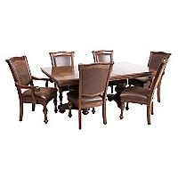 Juego de Comedor Mantera 4 sillas 2 sitiales