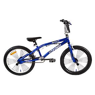 Bicicleta Aro 20 Freestyle Azul