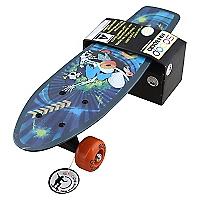 Skateboard Mini 3 azul