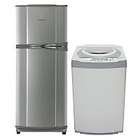 Combo Refrigerador No Frost ALTUS 770 G + Lavadora Automática EVOLUZIONE 11SX