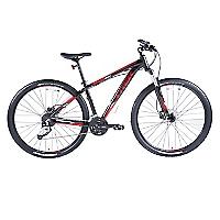 Bicicleta Aro 29 Marlin 7 Negro-Rojo