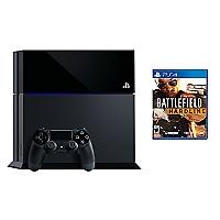 Consola PS4 500 GB + Control + Battlefield Hardline