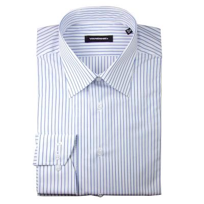 Camisa Rayada Slim