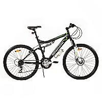 Bicicleta Aro 26 Advantage DSX Azul Semi Mate