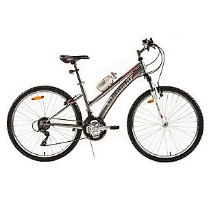Bicicleta Aro 26 Classic Lady Plata