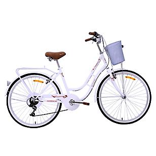 Bicicleta Aro 26 Venezia Blanca