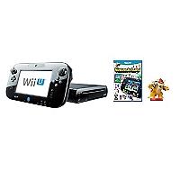 Consola Wii U Mario Kart 8 + Wii U Nintendoland+ Amiibo Bowser