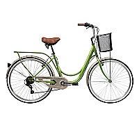 Bicicleta Aro 26 Cosmopolitan Verde