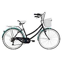 Bicicleta Aro 26 Cyclotour Morado-Verde